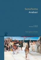 Copertina de ANABASI - TESTO GRECO A FRONTE