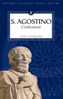 Copertina de CONFESSIONI - TESTO LATINO A FRONTE