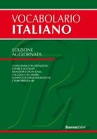 Copertina de VOCABOLARIO ITALIANO