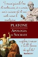 Copertina de APOLOGIA DI SOCRATE-TESTO GRECO A FRONTE
