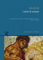 Copertina de ARTE DI AMARE, LA - TESTO LATINO A FRONTE