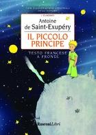 Copertina de PICCOLO PRINCIPE, IL - TESTO FRANCESE A FRONTE