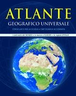 Copertina de ATLANTE GEOGRAFICO UNIVERSALE