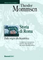 Copertina de STORIA DI ROMA DALLE ORIGINI ALLA REPUBBLICA