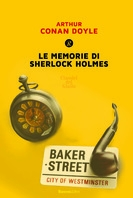 Copertina de MEMORIE DI SHERLOCK HOLMES, LE
