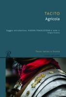 Copertina de AGRICOLA - TESTO LATINO A FRONTE