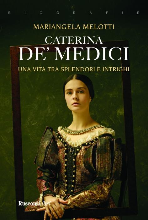 Copertina de CATERINA DE' MEDICI