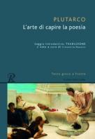 Copertina de ARTE DI CAPIRE LA POESIA, L'- TESTOGRECO A FRONTE
