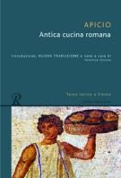 Copertina de ANTICA CUCINA ROMANA - TESTO LATINOA FRONTE