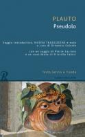Copertina de PSEUDOLO - TESTO LATINO A FRONTE