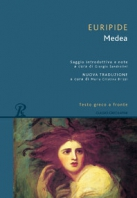 Copertina de MEDEA - TESTO GRECO A FRONTE