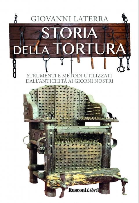 Copertina de STORIA DELLA TORTURA
