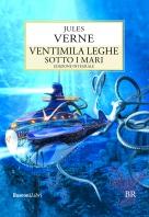 Copertina de VENTIMILA LEGHE SOTTO I MARI