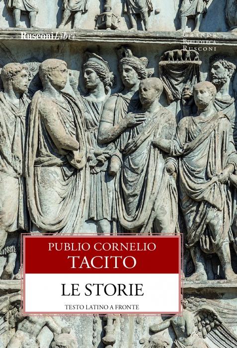 Copertina de STORIE, LE - TESTO LATINO A FRONTE