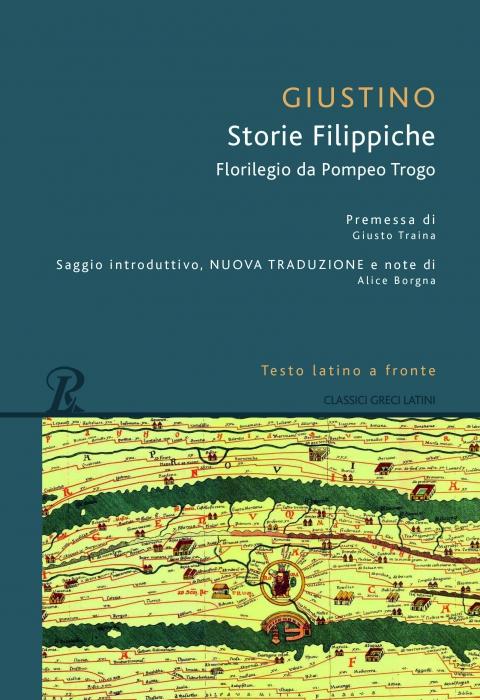 Copertina de STORIE FILIPPICHE-TESTO LATINO A FRONTE