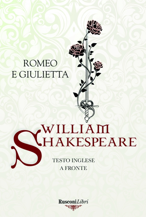 Copertina de ROMEO E GIULIETTA - TESTO INGLESE AFRONTE