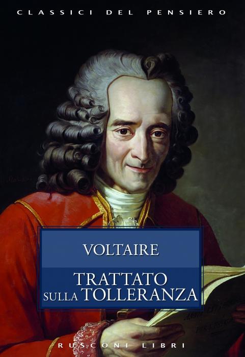 Copertina de TRATTATO SULLA TOLLERANZA, IL