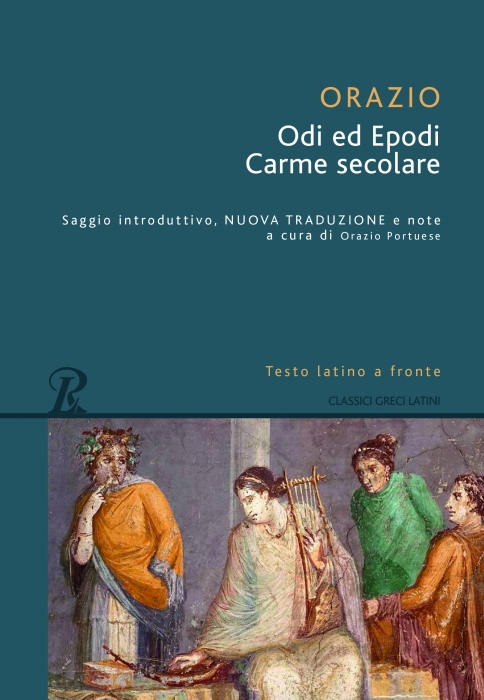 Copertina de ODI ED EPODI - E CARME SECOLARE