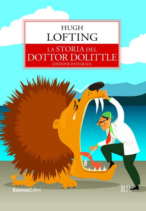 Copertina de STORIA DEL DOTTOR DOLITTLE,LA