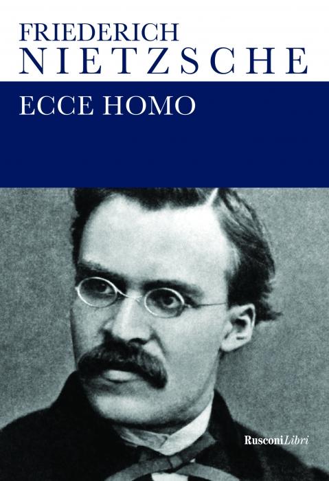 Copertina de ECCE HOMO