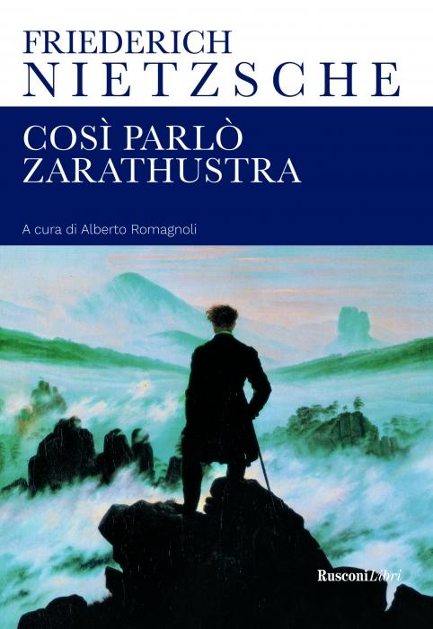 Copertina de COSI PARLO ZARATHUSTRA