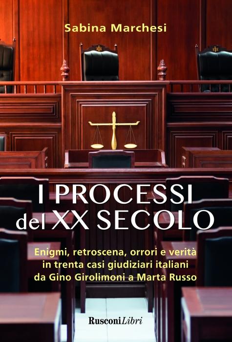 Copertina de PROCESSI DEL XX SECOLO,I
