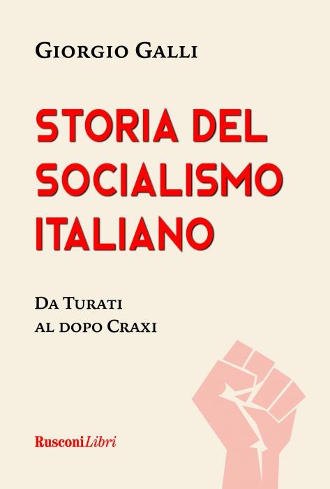 Copertina de STORIA DEL SOCIALISMO ITALIANO