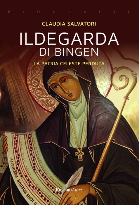 Copertina de ILDEGARDA DI BINGEN