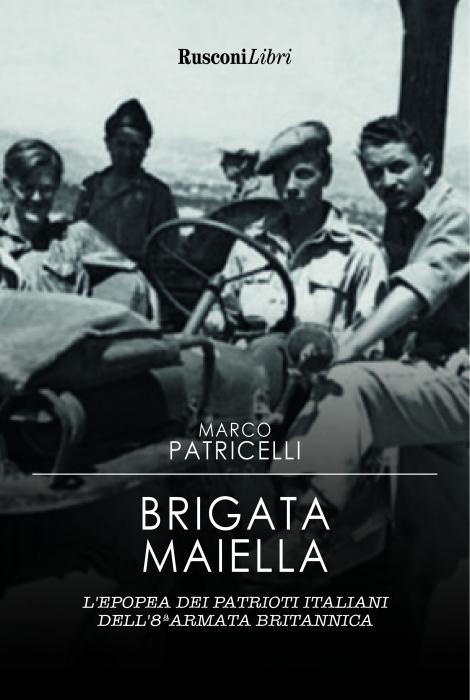 Copertina de BRIGATA MAIELLA