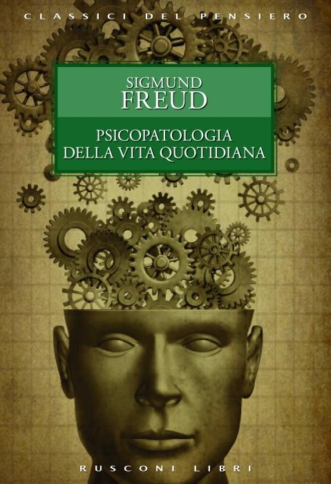 Copertina de PSICOPATOLOGIA DELLA VITA QUOTIDIANA