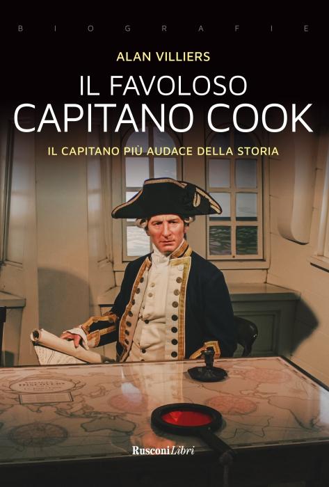 COOK: IL CAPITANO PIÙ AUDACE DELLA STORIA