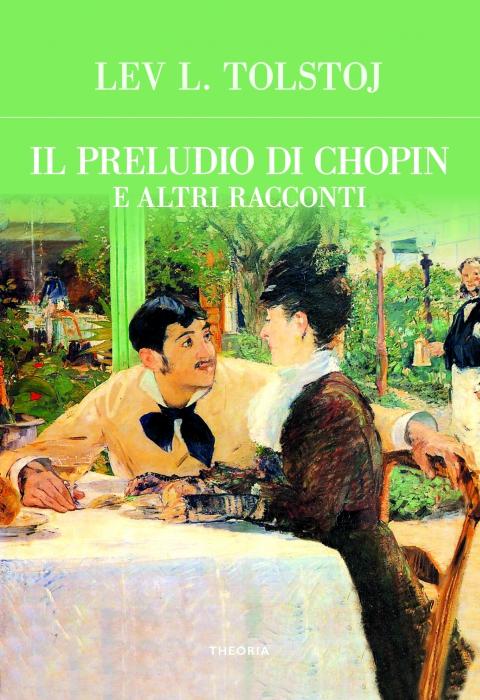 Copertina de PRELUDIO DI CHOPIN, IL