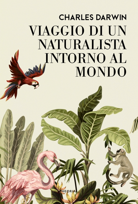 Copertina de VIAGGIO DI UN NATURALISTA INTORNO AL MONDO