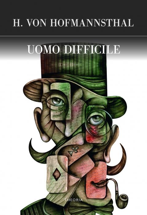 Copertina de UOMO DIFFICILE,L'