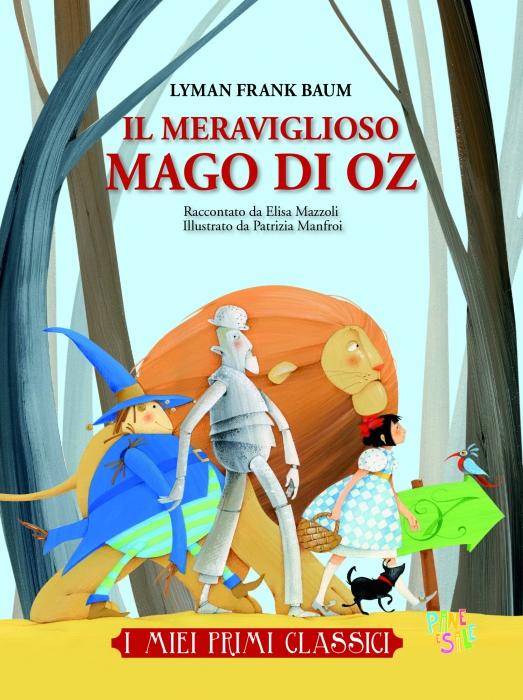 Copertina de MERAVIGLIOSO MAGO DI OZ, IL