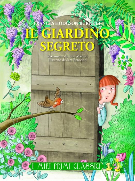Copertina de GIARDINO SEGRETO, IL