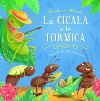Copertina de CICALA E LA FORMICA, LA