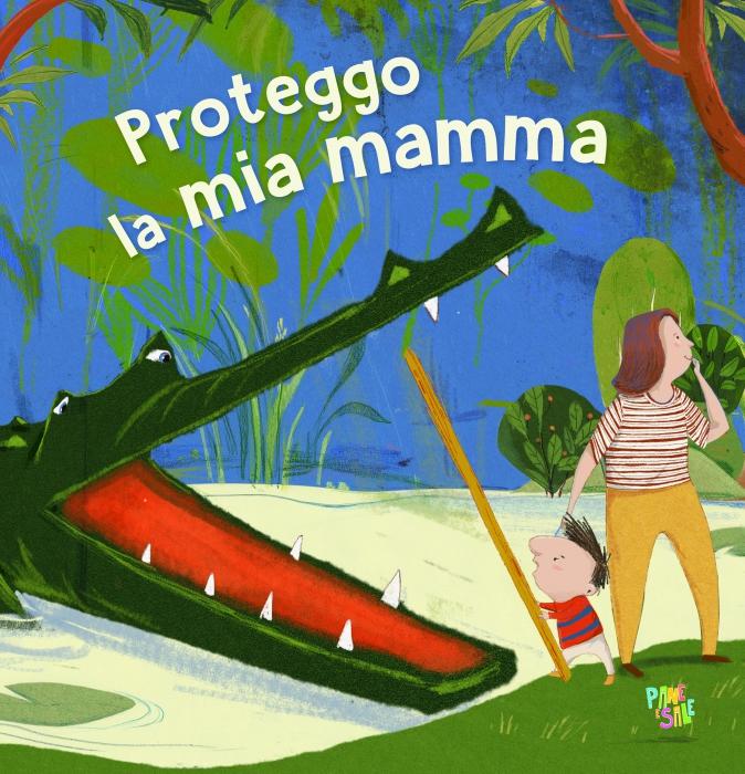 Copertina de PROTEGGO LA MIA MAMMA