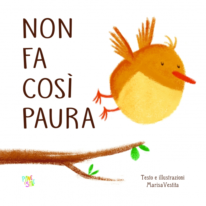 Copertina de NON FA COSÌ PAURA