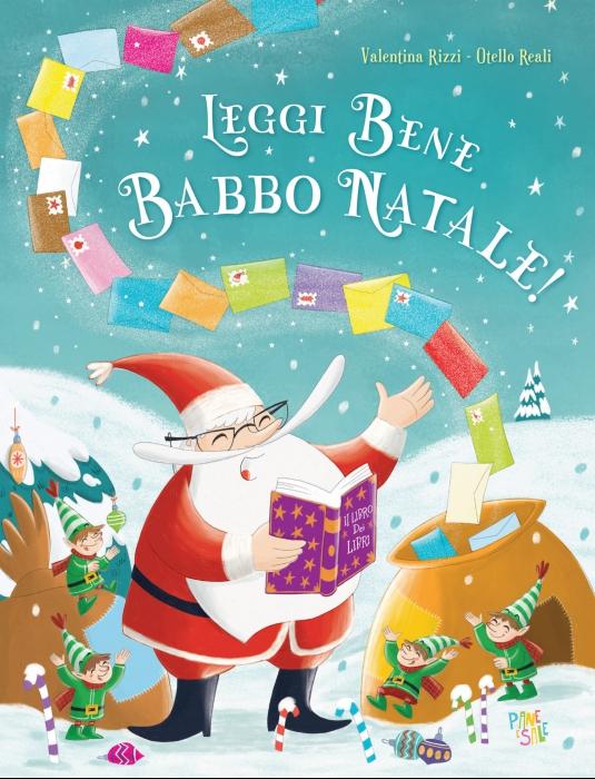 Copertina de LEGGI BENE BABBO NATALE!