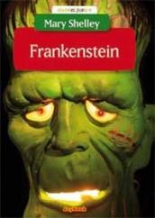 Copertina de FRANKENSTEIN