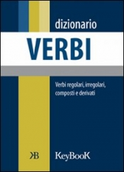 Copertina de DIZIONARIO VERBI