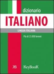Copertina de DIZIONARIO ITALIANO