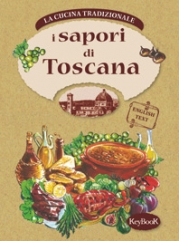 Copertina de SAPORI DI TOSCANA, I