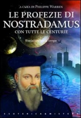 Copertina de PROFEZIE DI NOSTRADAMUS, LE