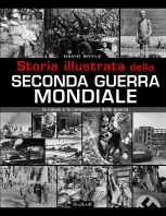 Copertina de STORIA ILLUSTRATA DELLA SECONDA GUERRA MONDIALE