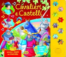 Copertina de CAVALIERI E CASTELLI