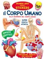 Copertina de CORPO UMANO STICKERS