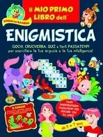 Copertina de MIO PRIMO LIBRO DELL'ENIGMISTICA