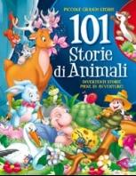 Copertina de 101 STORIE DI ANIMALI